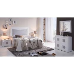 Dormitorio Completo Elipse.