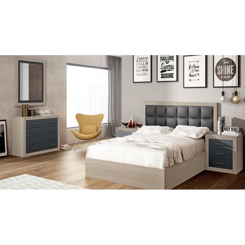 Dormitorio completo tresilar for Dormitorios completos