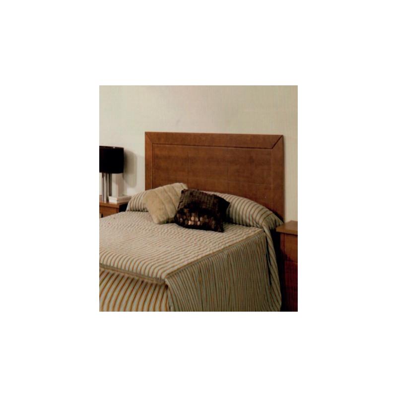 Cabecero para cama 90 105 135 y 150 madera cerezo - Cabeceros cama 105 ...
