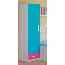Armario 1 puerta.