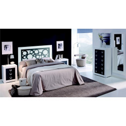 Dormitorio Completo Aqua. Teos.