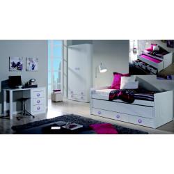 Dormitorio Completo Aqua.