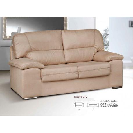 sof conjunto 3 2 160 a 190 cm tresilar. Black Bedroom Furniture Sets. Home Design Ideas