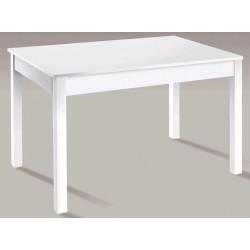 Mesa comedor fija 120x80.
