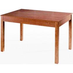 Mesa de comedor fija. 130 x 85.