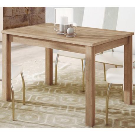 Mesa de comedor extensible. 140 x 90 Cms.