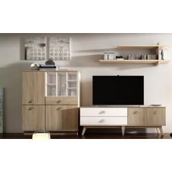 Muebles de salón Sen 01A 300 centímetros.