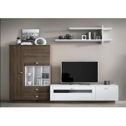 Muebles de salón Sen 02B 270 centímetros.