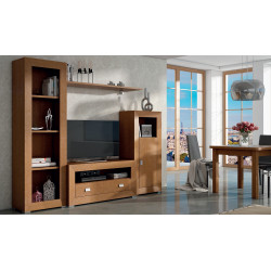 Mueble de salón. 240 cm.