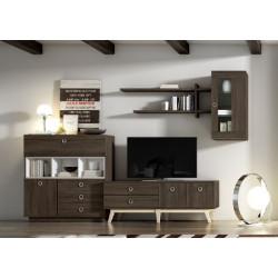 Muebles de salón Sen 05A 300 centímetros.
