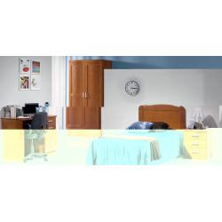 Dormitorio Completo Madera.