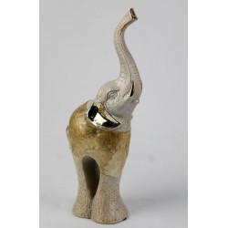 Elefante 14 x 8 x 39 cm.