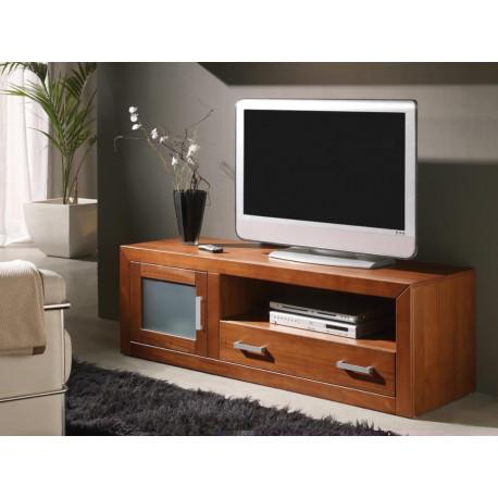 Mueble de TV de 150 con 1 cajón y 1 puerta