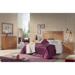Dormitorio matrimonio de Madera.