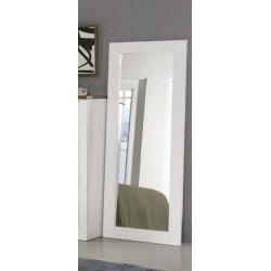 Espejo vestidor 60 x 170 cm. Madera. Lacado Blanco.