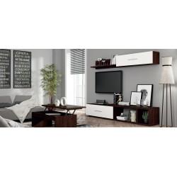 Mueble de salón. Composición de 240 cm.