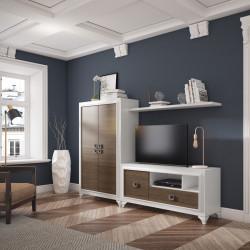 Mueble de salón 235 cm.