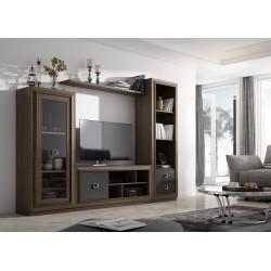 Mueble de salón 250 cm.