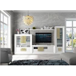 Mueble de Salón 334,5 cm.