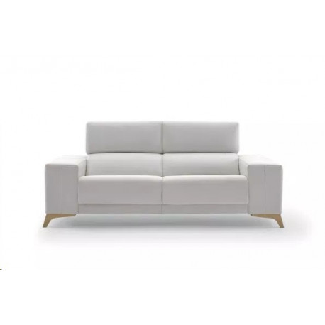 Sofá de diseño 3 o 2 plazas. Primera calidad.