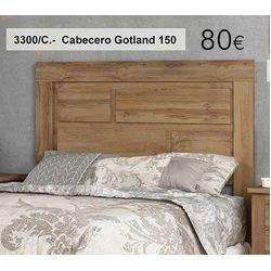 Cabecero Gotland