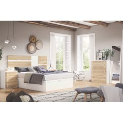 Dormitorio de matrimonio completo