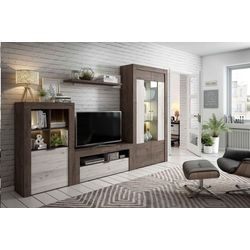 Mueble de salón 296 cm