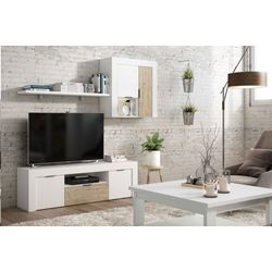 Mueble de salón 200 cm