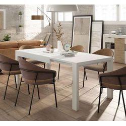Mesa de comedor extensible Pata Corredera. 140 x 90 cm.