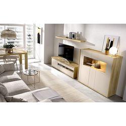 Mueble de salón 334 cm.