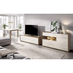Mueble de salón 325 cm.