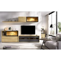 Mueble de salón 270 cm.