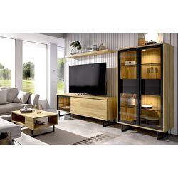 Mueble de salón 295 cm.