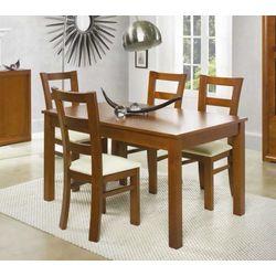 Conjunto Mesa 140 Ext. + 4 sillas