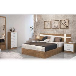 Dormitorio de matrimonio completo.