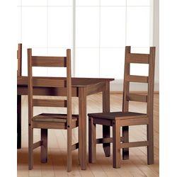 Pack de 2 sillas. (KIT). Madera maciza.