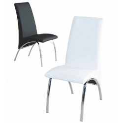 Silla. 45 x 44 x 98 cm. 2 ó 4 sillas por caja.