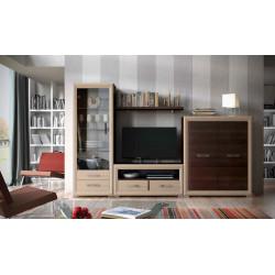 Mueble Salón modular 03 de 298 cm