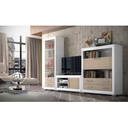 Mueble de Salón modular 07 de 298 cm